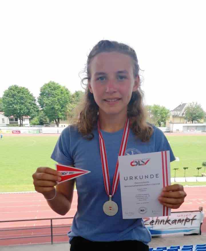 Österreichische U18 Mehrkampfmeisterschaften